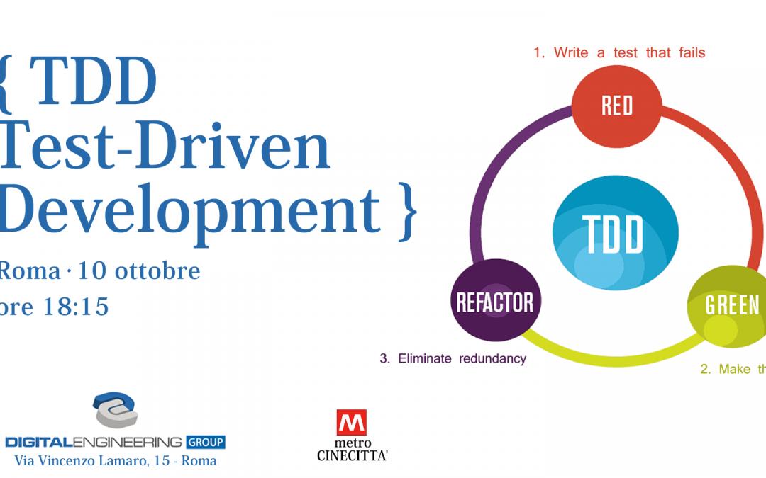 Workshop TDD